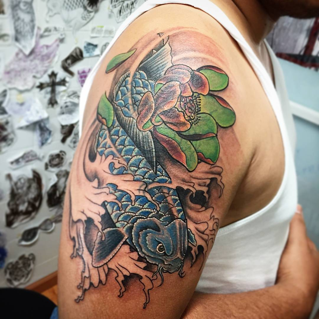45 amazing japanese tattoo designs tattoo easily - 45 Amazing Japanese Tattoo Designs Tattoo Easily 7