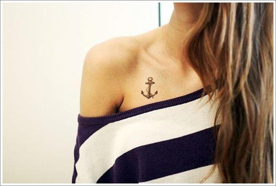 35 Stunning Anchor Tattoos (With Rich Meaning)