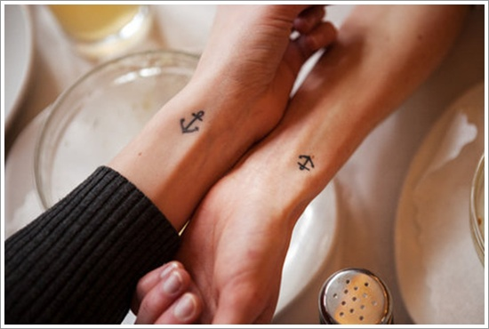 Anchor Tattoo Meaning and Designs (33)