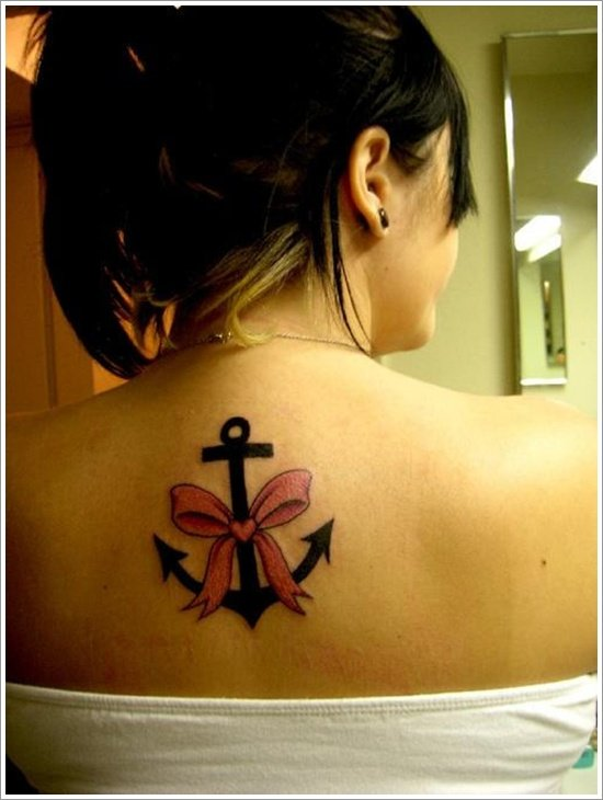 Anchor Tattoo Meaning and Designs (4)