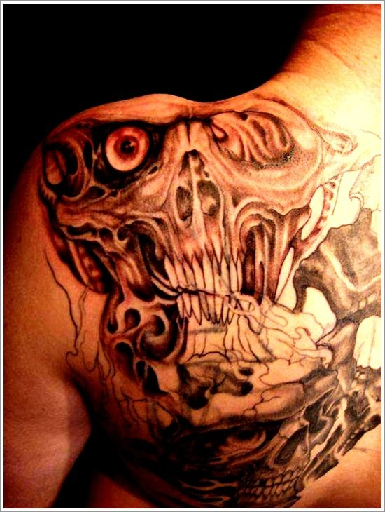 Evil Tattoo Designs (1)