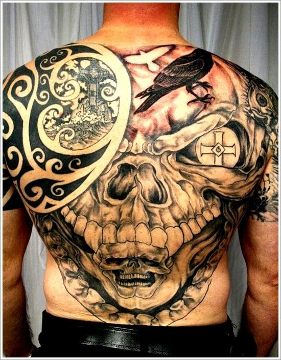 Evil Tattoo Designs (1)