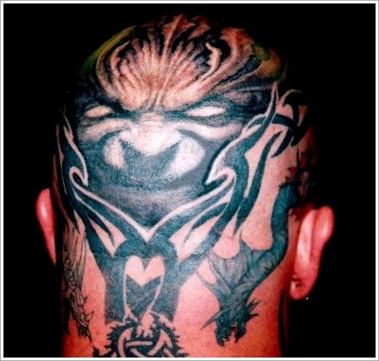 Evil Tattoo Designs (12)