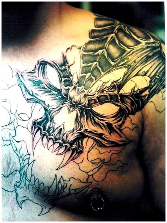 Evil Tattoo Designs (13)