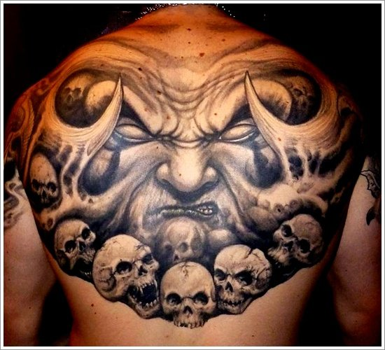 Evil Tattoo Designs (14)