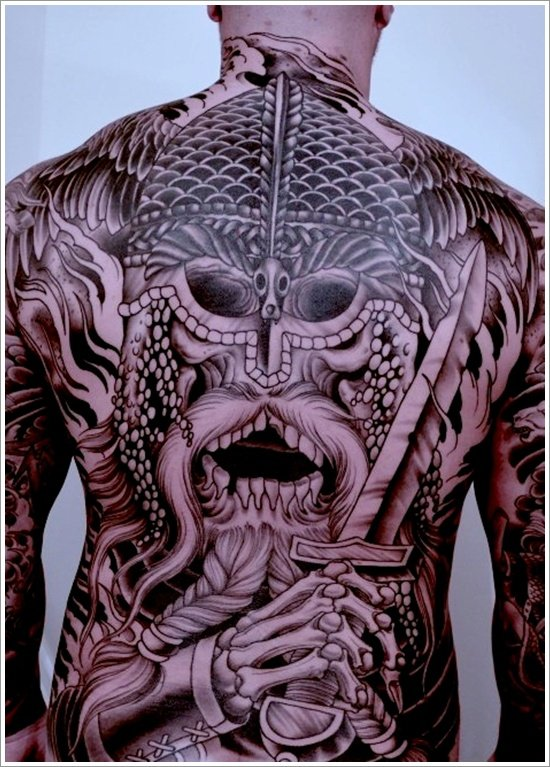 Evil Tattoo Designs (15)