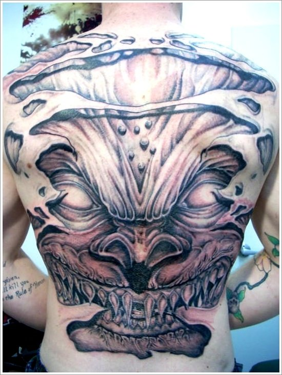Evil Tattoo Designs (16)