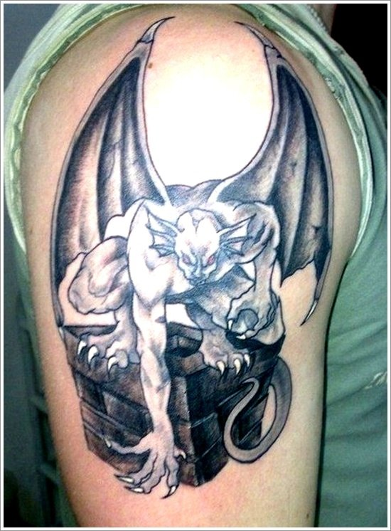 Evil Tattoo Designs (18)
