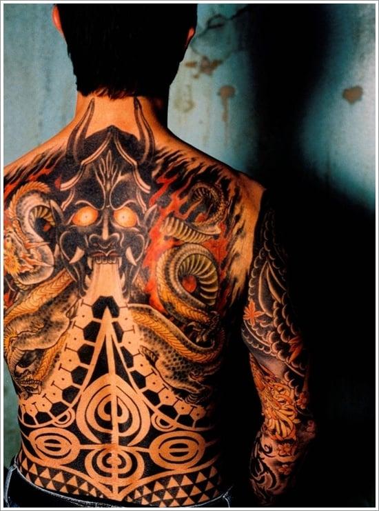 Evil Tattoo Designs (2)