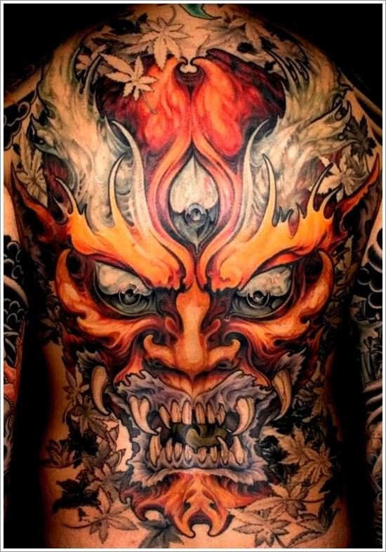 Evil Tattoo Designs (21)