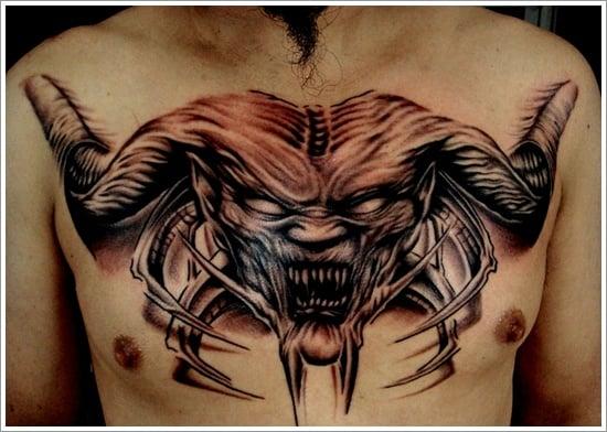 Evil Tattoo Designs (23)