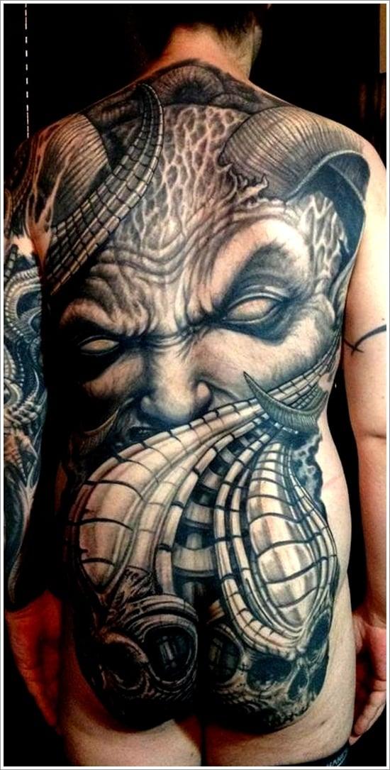 Evil Tattoo Designs (24)