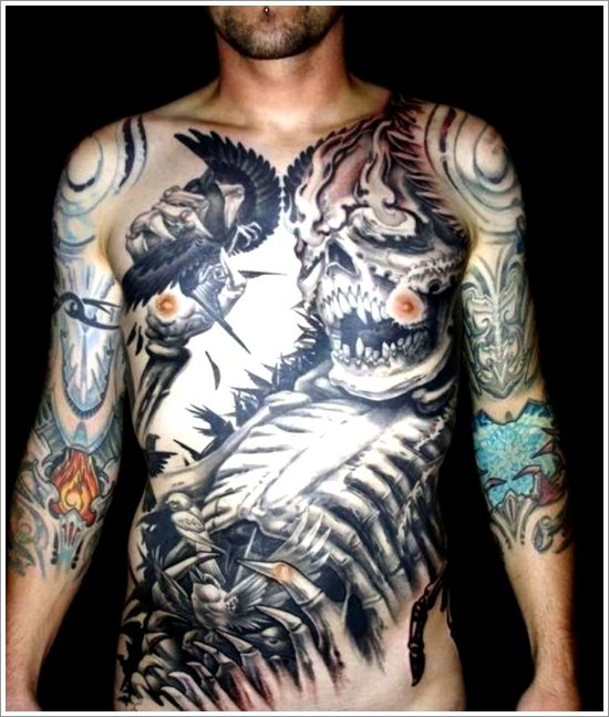 Evil Tattoo Designs (25)