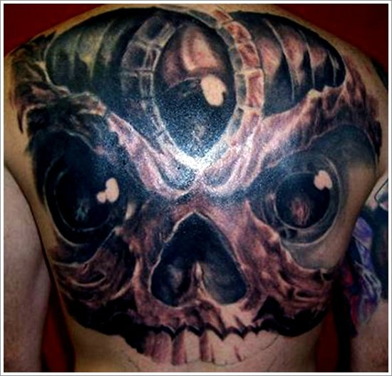 Evil Tattoo Designs (26)