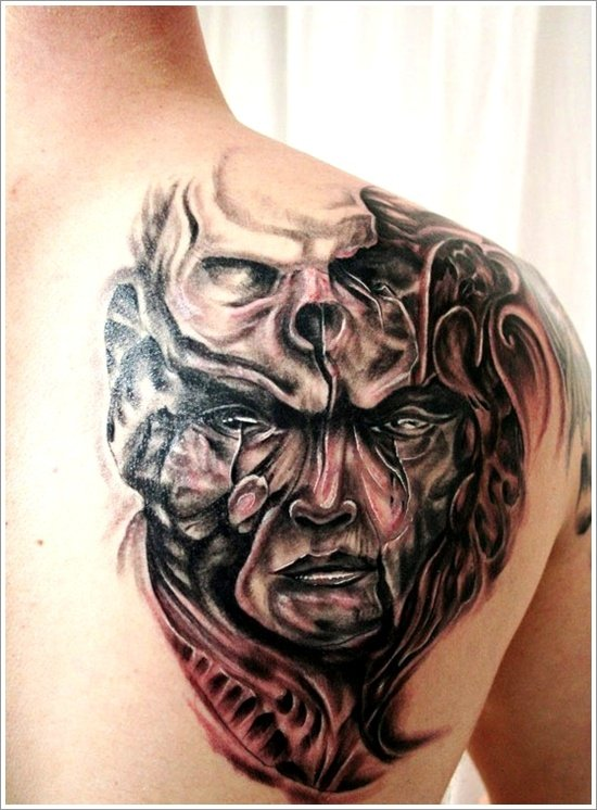 Evil Tattoo Designs (27)