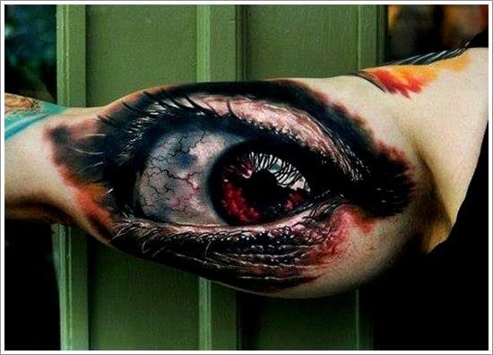 Evil Tattoo Designs (30)
