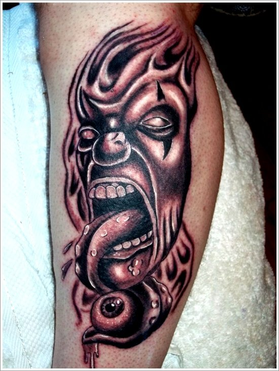 Evil Tattoo Designs (31)