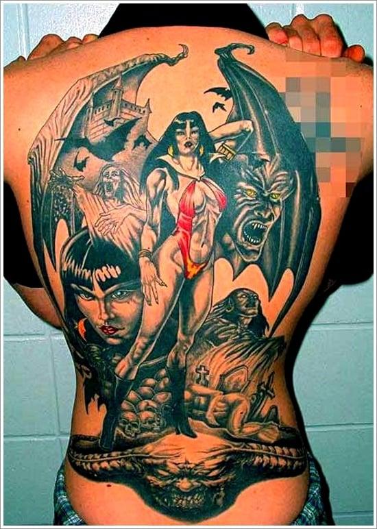 Evil Tattoo Designs (5)