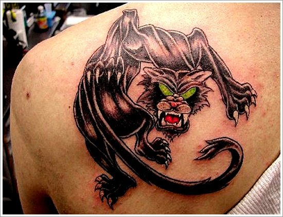 Evil Tattoo Designs (6)