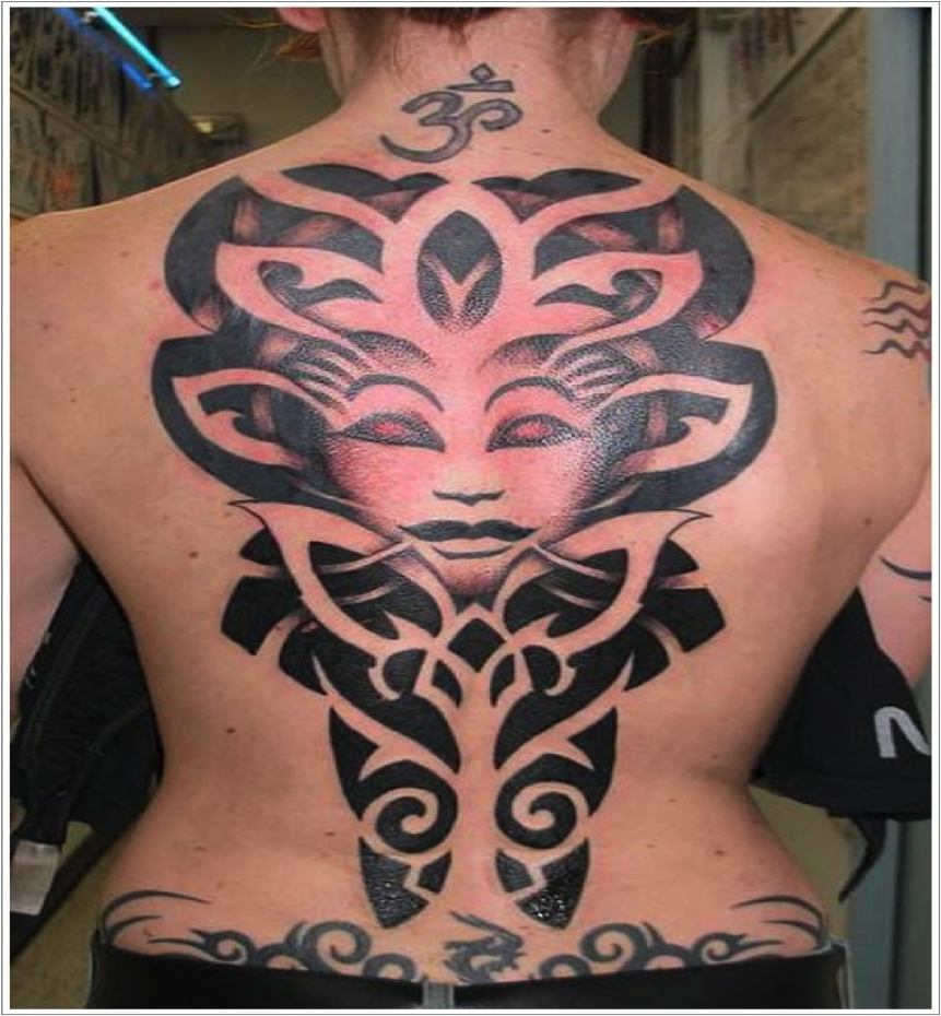 45 japanese tattoos with a culture of their own for Oriental tattoo
