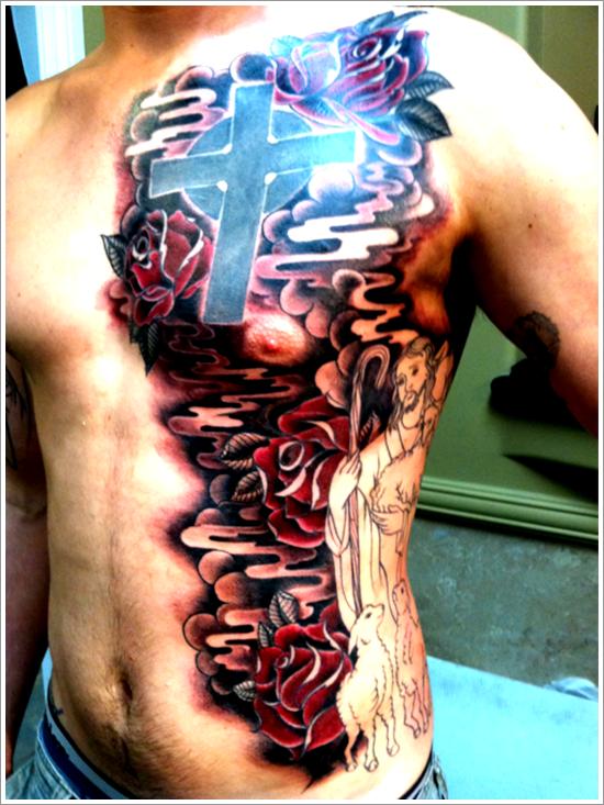 Religious Tattoo Designs (1)