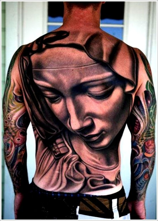 Religious Tattoo Designs (17 )