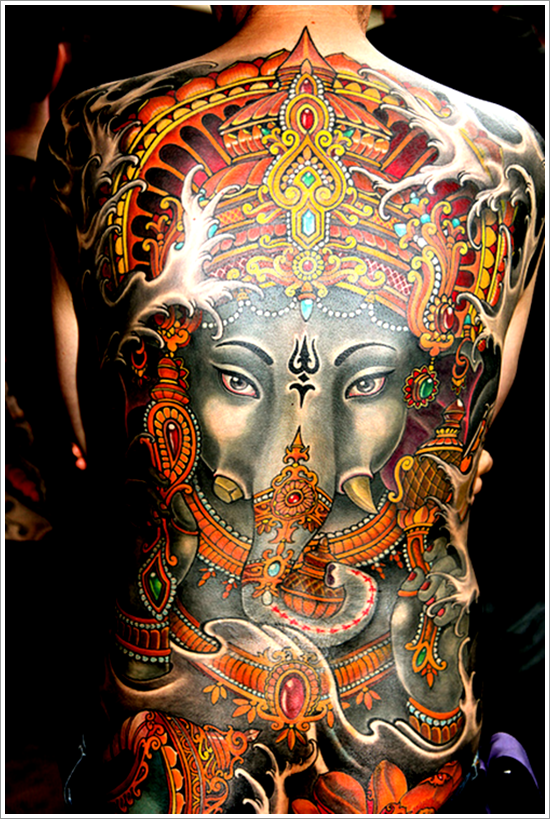 Religious Tattoo Designs (2)