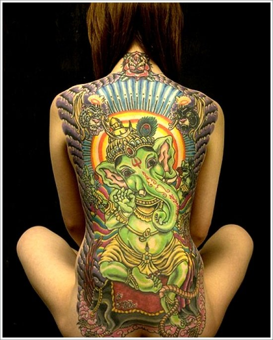 Religious Tattoos Women