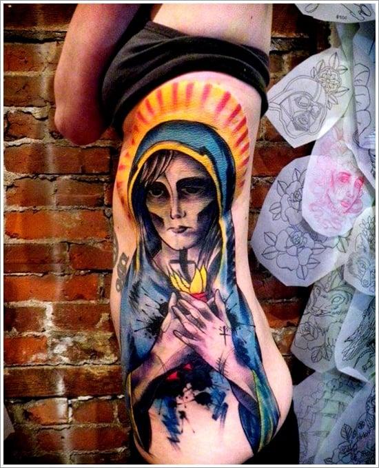 Religious Tattoo Designs (26)