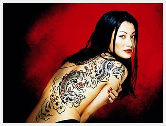 Tribal Back Tattoo Designs (1)