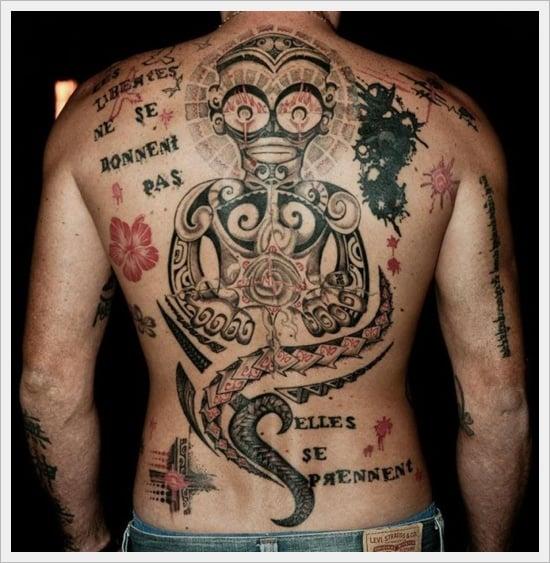 Tribal Back Tattoo Designs (22)