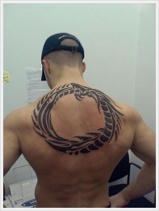 Tribal Back Tattoo Designs (28)