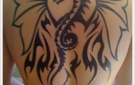 Tribal Back Tattoo Designs (29)