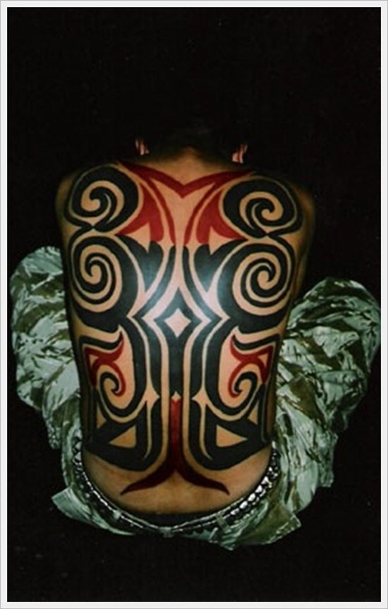 Tribal Back Tattoo Designs (31)