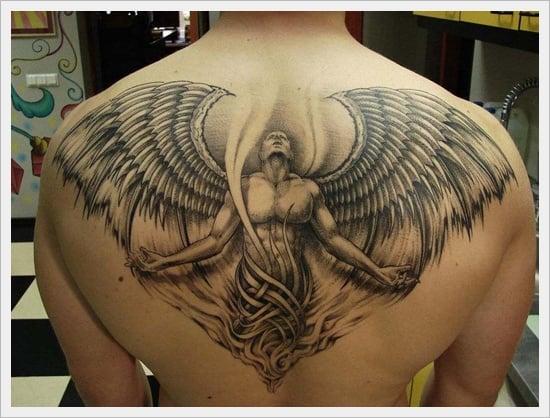 Tribal Back Tattoo Designs (5)