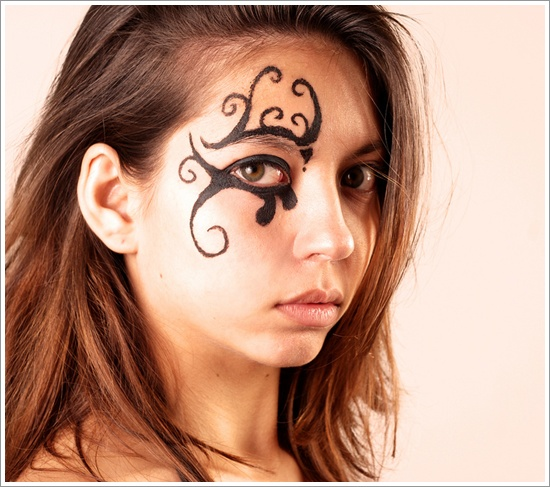 face tattoo designs (1)