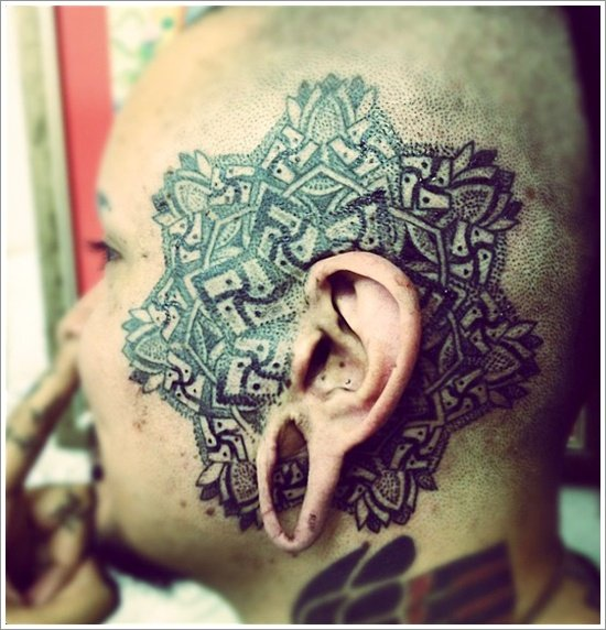 face tattoo designs (10)