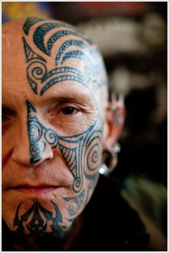 face tattoo designs (3)