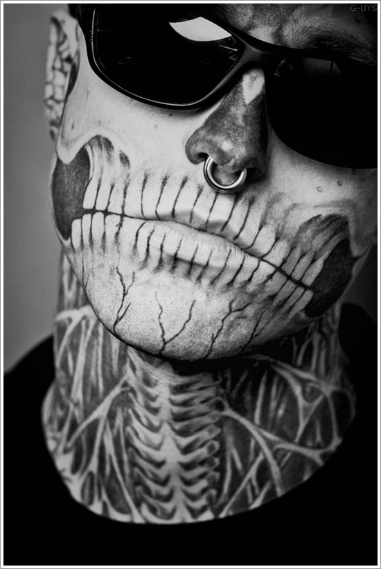 face tattoo designs (30)