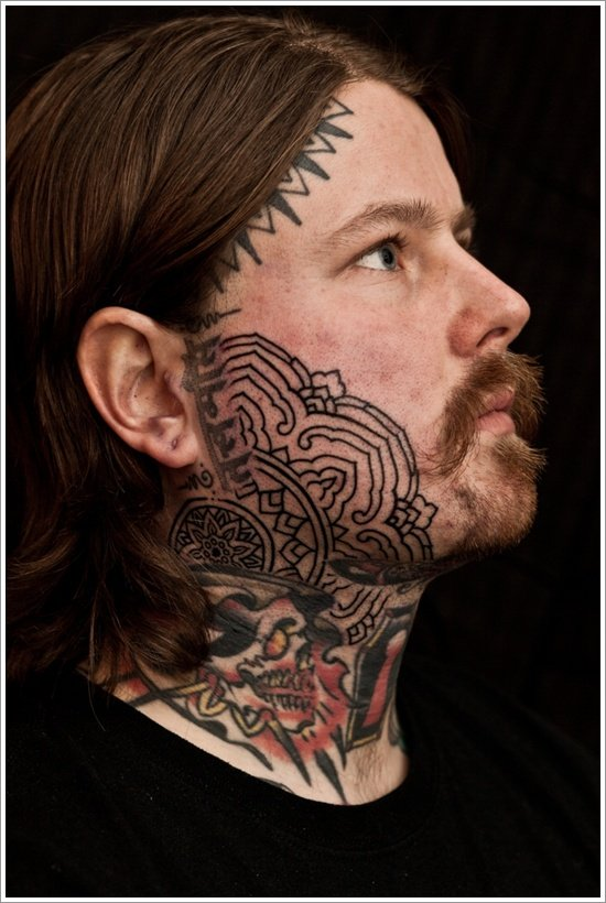 face tattoo designs (6)