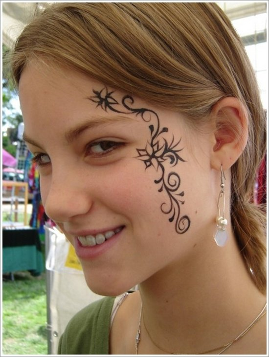 face tattoo designs (8)