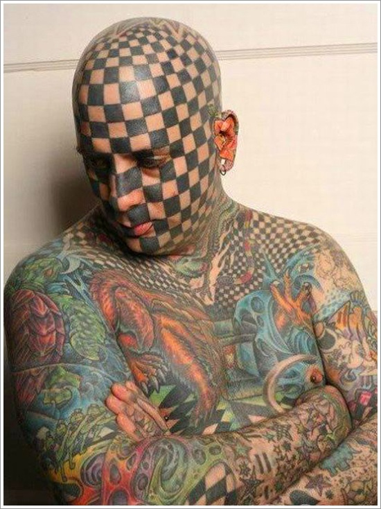 face tattoo designs (9)
