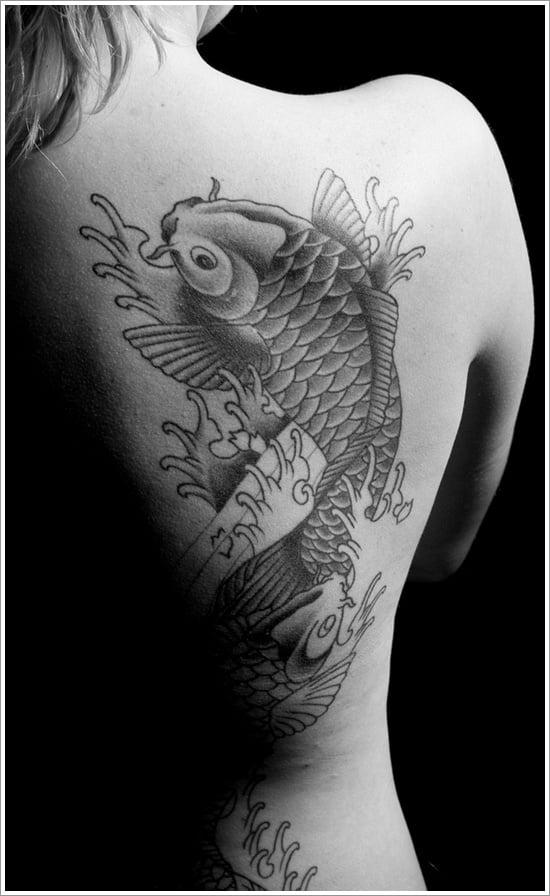 koi fish tattoo designs (11)
