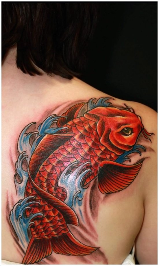 koi fish tattoo designs (13)