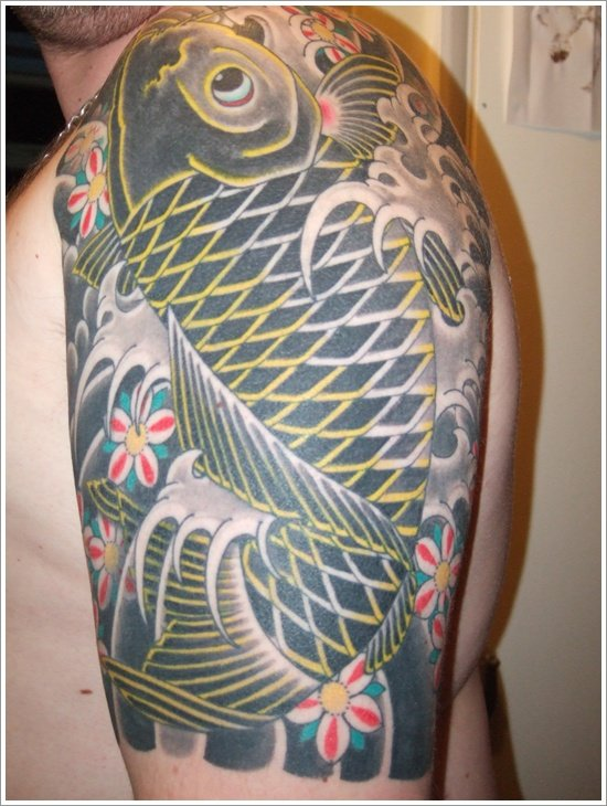 koi fish tattoo designs (17)