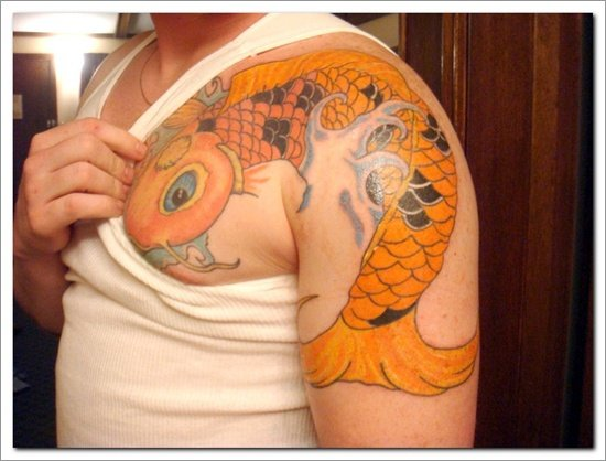 koi fish tattoo designs (3)