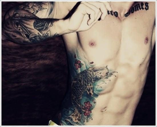 koi fish tattoo designs (30)