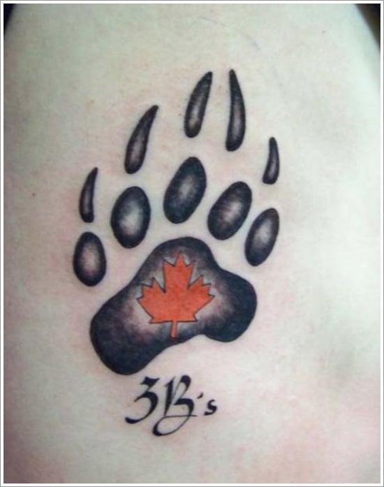 leaf tattoos (11)