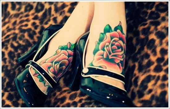 rose tattoo designs (30)