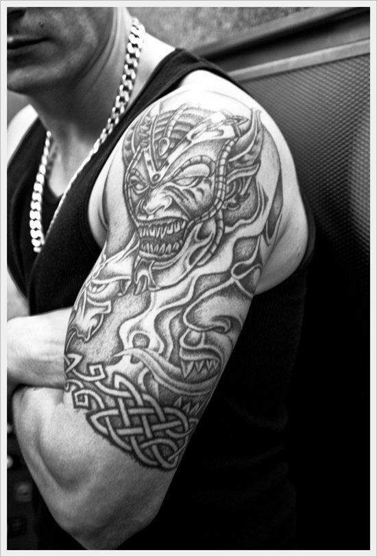 tribal tattoo designs for arms (1)